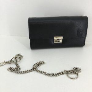 LeonDesign - DD-01V604 - horeca portemonnee - zwart - leer
