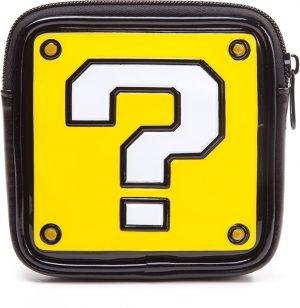 Nintendo - Question Mark - Muntzakje - Geel