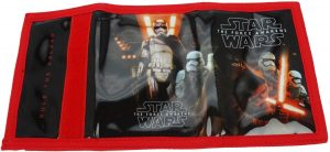 Portemonnee Star Wars 13x13x1 cm
