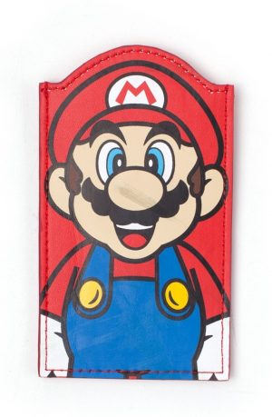 Super Mario - Mario Shaped Card Portemonnee