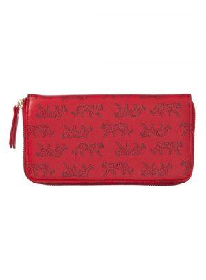 HEMA Portemonnee (rood)