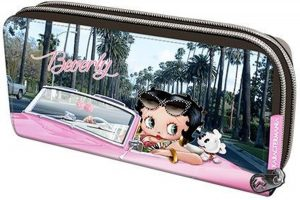 Betty Boop grote portemonnee Beverly Hills