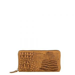 Burkely About Ally Wallet L Ochre Yellow