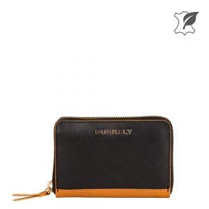 Burkely Birthday Wallet M Black