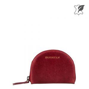 Burkely Edgy Eden Wallet Half Moon Cherry Red