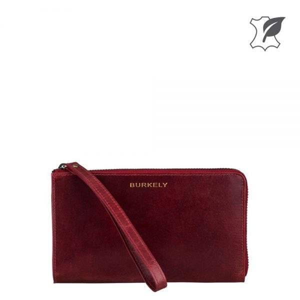 Burkely Edgy Eden Wallet L Cherry Red