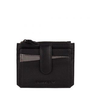 Burkely Minimal Mae Creditcard Wallet Black 042164