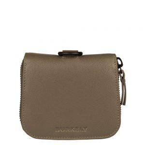 Burkely Minimal Mae Keycord Wallet Dusty Olive 873764