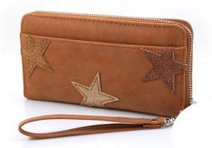 Camel Dames portemonnee met sterren 2.0