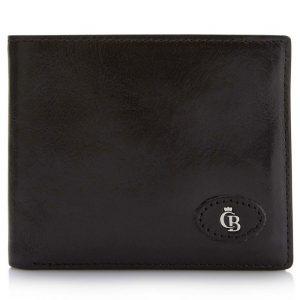 Castelijn & Beerens Gaucho Billfold 8 Creditcards 4288 Black