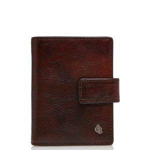 Castelijn & Beerens Rien RFID Mini Wallet Cognac 0856