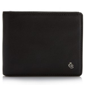 Castelijn & Beerens Vita Billfold 5 Creditcards 4000 Black