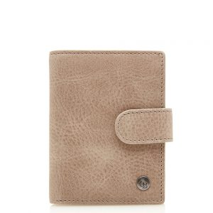 Castelijn & Beerens Vivo RFID Mini Wallet Grey 0856