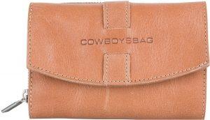 Cowboysbag Adel Portemonnee - Camel