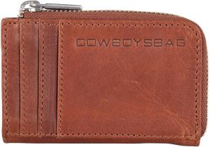 Cowboysbag Muntgeld portemonnees Wallet Upton Bruin