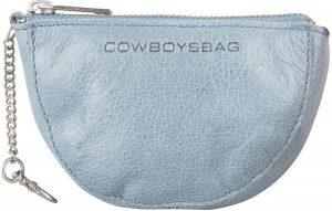 Cowboysbag Muntgeld portemonnees Wallet Wylie Blauw