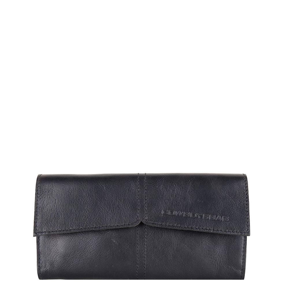 Cowboysbag Purse Danner Portemonnee Black 2202