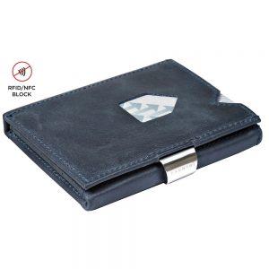 Exentri Wallet met RFID Bescherming Blue