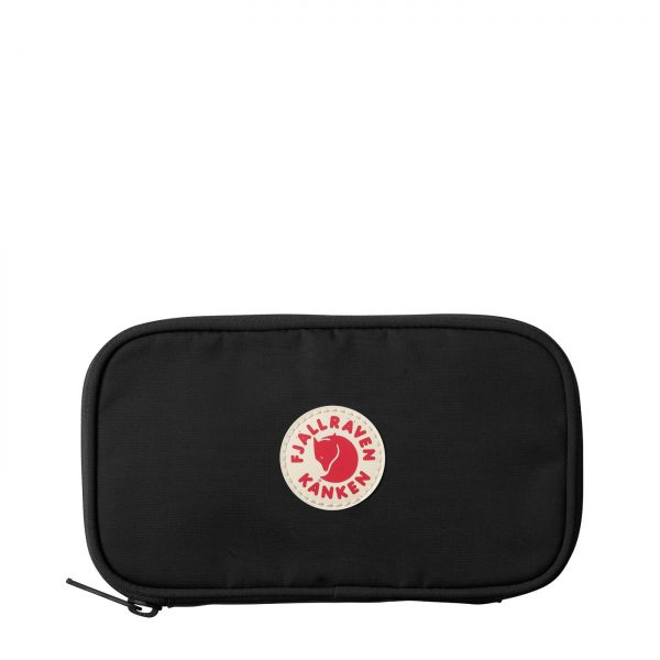 FjallRaven Kanken Travel Wallet Black