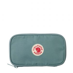 FjallRaven Kanken Travel Wallet Frost Green