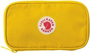 Fjallraven Kanken Travel Portemonnee - Warm Yellow