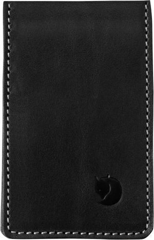 Fjallraven Ovik Card Holder Large Portemonnee - Black