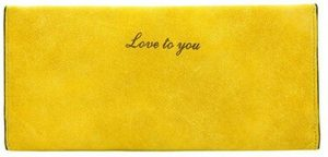 Lovely Wallet Yellow