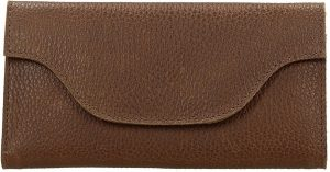 MYOMY My Carry Wallet portemonnee rambler brandy