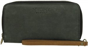 MYOMY My Classic Bag Double Wallet portemonnee multi color