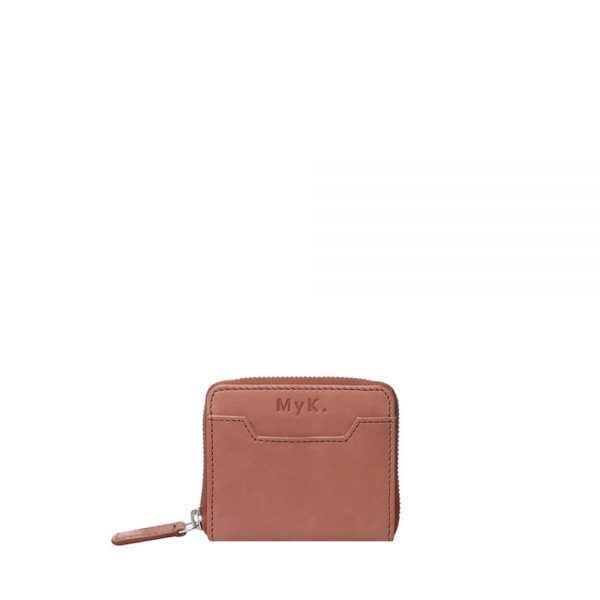 MyK Purse Dawn Blush