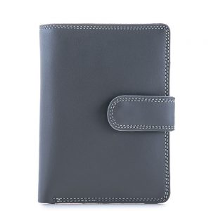 Mywalit Medium Snap Wallet Portemonnee Storm