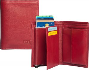 Prego Basic - Cardprotector Billfold Rood 98513 (excl. cardprotector)