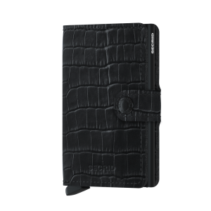Secrid Mini Wallet Portemonnee Cleo Black