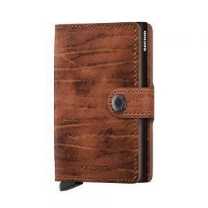 Secrid Mini Wallet Portemonnee Dutch Martin Whiskey
