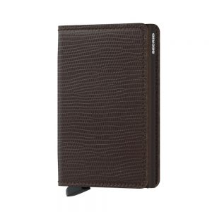 Secrid Slim Wallet Portemonnee Rango Brown