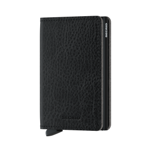 Secrid Slim Wallet Portemonnee Veg Black