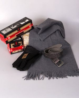 Viabologna 5 luxe Italian Fashion kerstpakketten nieuwjaarspakketten heren Bergamo