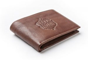 Wally Wallets Beverly Hills Bankroll Heren Portemonnee Cognac