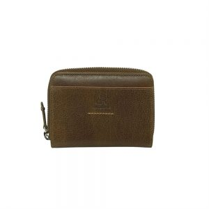 dR Amsterdam Icon Dames Portemonnee Taupe 91184