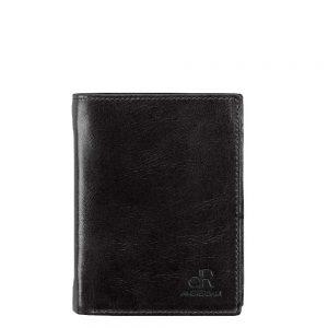 dR Amsterdam Pompia Wallet Secr. Comp Black 48513