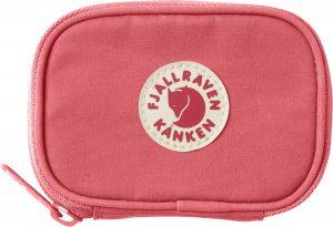 Fjallraven Kanken Card Wallet Portemonnee - Peach Pink