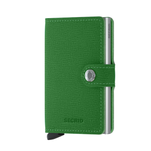Secrid Mini Wallet Portemonnee Crisple Light Green