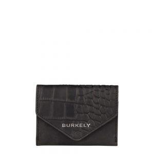 Burkely Croco Cody Wallet S Black