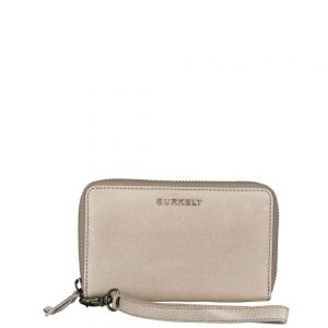 Burkely Just Jackie Wallet Wristlet Light Grey