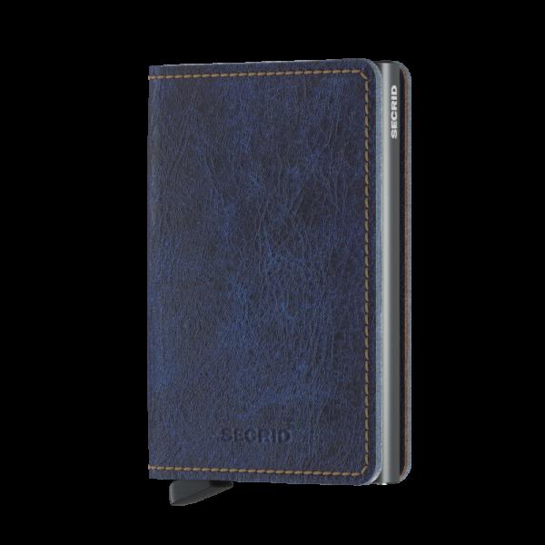 Secrid Slim Wallet Portemonnee Indigo 5 Titanium