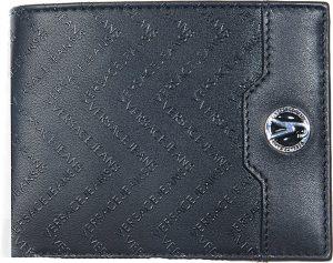 Versace Jeans - Linea B Dis. 3 - heren portemonnee - Nero/Nero