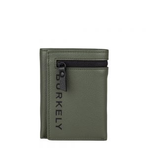 Burkely Rebel Reese Wallet Trifold Green