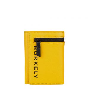 Burkely Rebel Reese Wallet Trifold Yellow