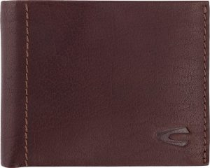 Camel Active - Niagara - RFID jeans wallet - men - brown
