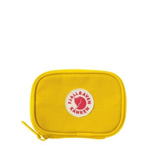 FjallRaven Kanken Card Wallet Warm Yellow